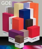 PANTONE 潘通色卡 goe电子版 goebridge/coated  goeguide/coated uncoated